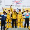 Гонщики Lada Sport Rosneft одержали четыре победы на этапе в Смоленске