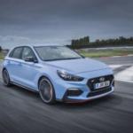 Ростовские гонщики испытали Hyundai I30N в Германии. Видео
