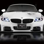 Rowen BMW Z4 White Wolf